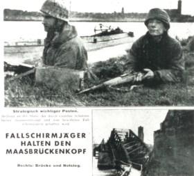 Roermond als frontstad (deel 12) - Bruggenhoofd Hatenboer / De Weerd – november 1944