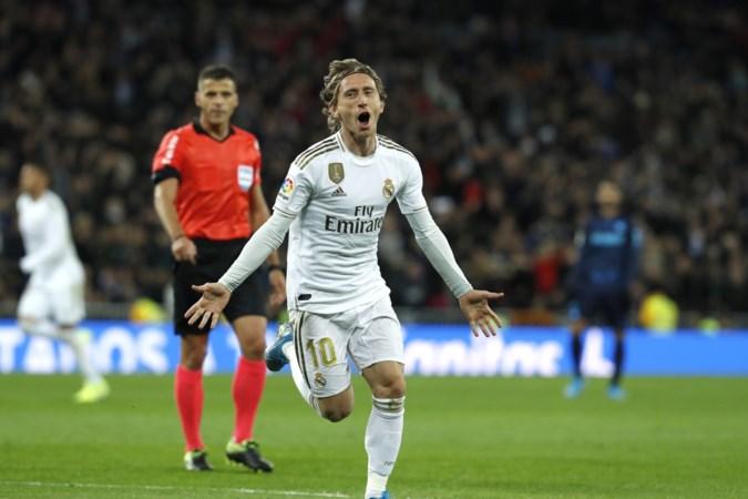 Video: Sterspeler Luka Modric verrast Tin (7) uit Roermond met filmpje: 'Dit doet ons enorm goed'