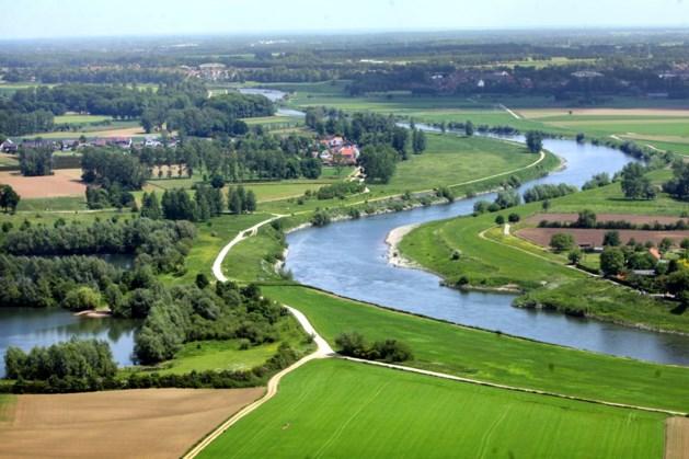 Erkenning van Europese branche voor Grensmaas project
