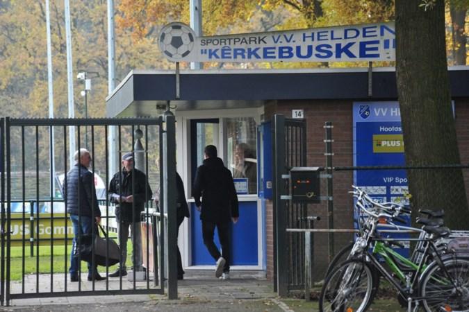 VV Helden in het vizier: 'Ton Reijnders was een echte sjacheraar'