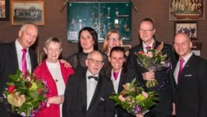 Zeven jubilarissen bij Caecilia Nieuwenhagen