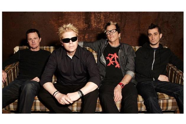 The Offspring eerste hoofdact festival Jera On Air