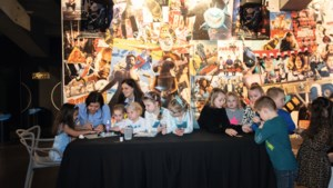 'Superenthousiaste kids' tijdens Frozen-dag