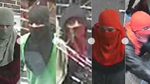 Politie verspreidt beelden van opmerkelijke plundering van Mediamarkt in Maastricht
