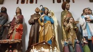 1001 kerstgroepen van overleden Brabantse verzamelaar op Hoensbroekse Relimarkt