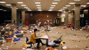 Bezetting universiteit Hongkong ten einde: demonstranten weg van campus