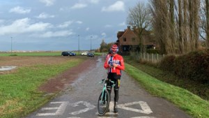 Mike Teunissen verkent met Jumbo-Visma kasseien Parijs-Roubaix