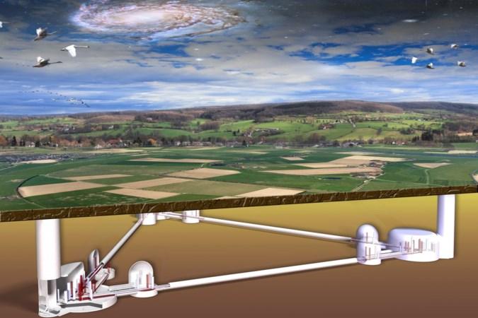 7,5 miljoen euro naar onderzoek van de bodem van de Euregio voor Einstein Telescope