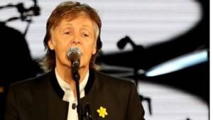Kaarten Paul McCartney door fout nu al te koop: 'Dit is een vergissing'