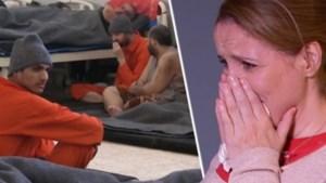 Geëmotioneerde moeder ziet doodgewaande zoon springlevend op televisie