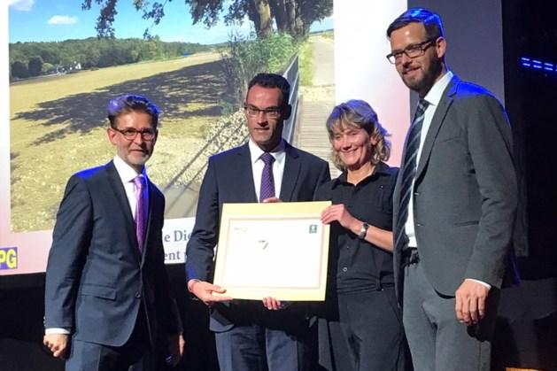 Europese waardering voor project Koningsven - De Diepen
