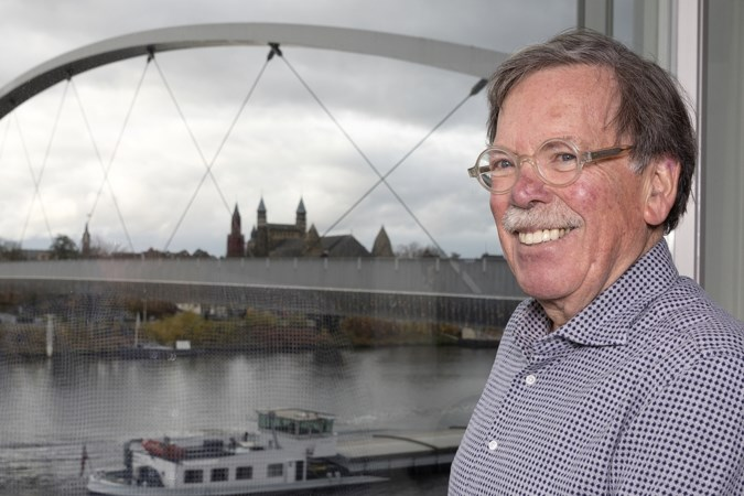 Thijs Brand ontvangt Orde van de Gulden Humor: 'Ik vind het mooi als humor vanzelf ontstaat'
