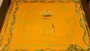 Uruzgan 2007 op vaandel: kleine klus voor de naaister, grote eer voor de Jagers