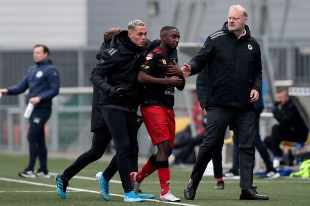 'Slimme' camera tegen racisme in voetbalstadions