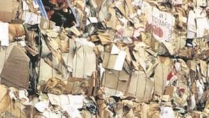 Bergen haalt weer oud papier op