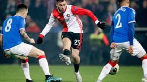 Feyenoord heeft overwintering in Europa niet meer in eigen hand