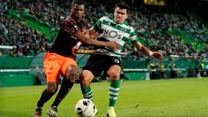 PSV uitgeschakeld na afstraffing bij Sporting