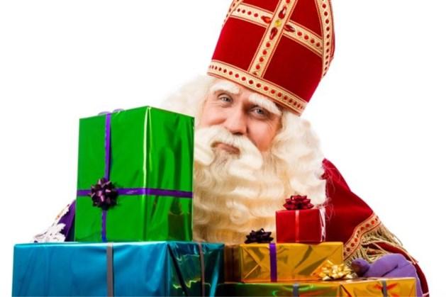Sinterklaas op bezoek bij RKVV Vaesrade