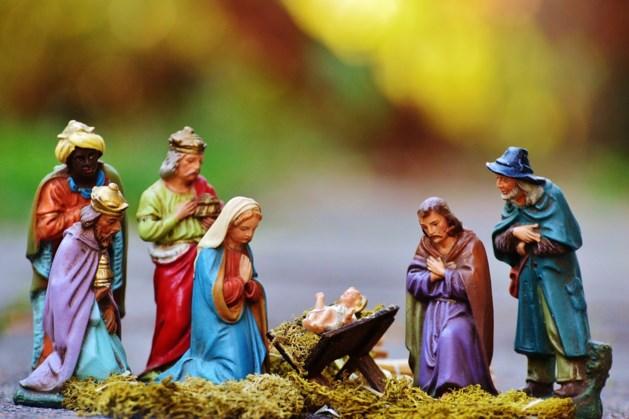 Tentoonstelling kerststallen in kerk Heel