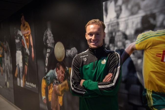Mark Diemers: 'Je krijgt als voetballer veel aandacht van vrouwen, maar ik zal nooit vreemdgaan'