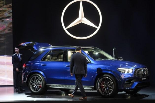 Duizenden ontslagen bij moederbedrijf Mercedes-Benz