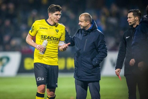 Nils Röseler terug in de ploeg van VVV