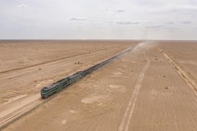 Opstapje naar Venlo als 'het logistieke knooppunt' voor China: Cabooter start met partner railterminal in knooppunt Bakoe