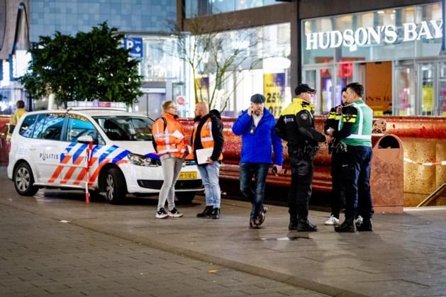 Man (35) aangehouden voor neersteken van drie tieners in Haagse winkelstraat
