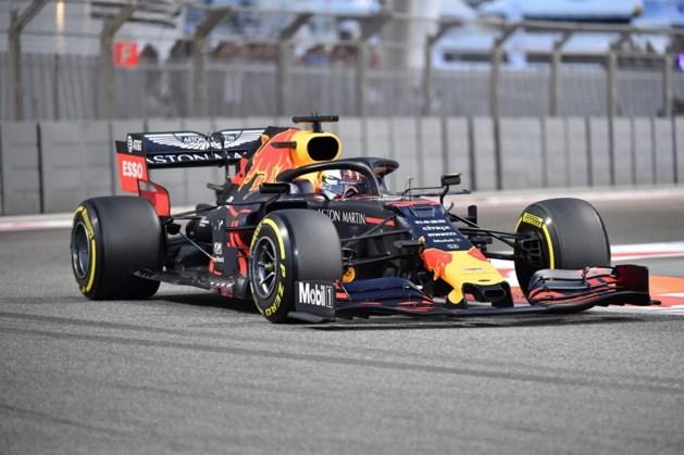 Verstappen start vanaf plaats twee in Abu Dhabi
