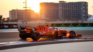Leclerc wil Verstappen aanvallen in Abu Dhabi