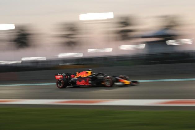 Verstappen start laatste GP vanaf voorste rij