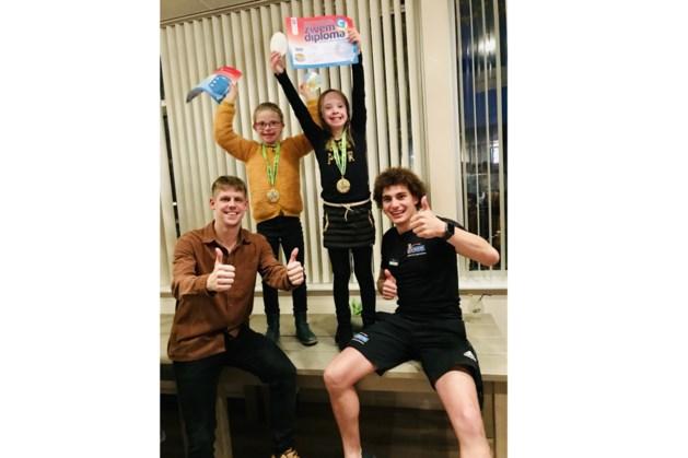 Passend Onderwijs Pluim voor zwemmeesters Heythuysen