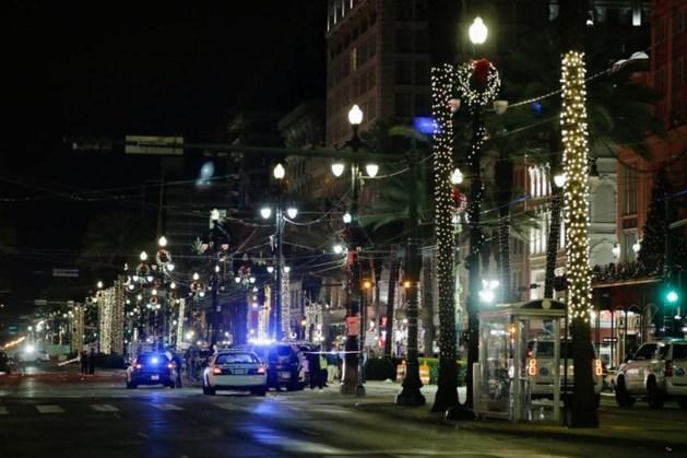Tien gewonden bij schietpartij in populaire wijk New Orleans