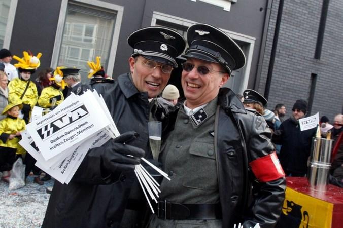 Aalst is verwijt van racisme zat en schrapt carnaval van lijst