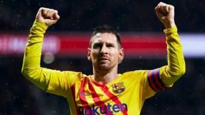 Messi klopt Van Dijk en wint voor de zesde keer Ballon d'Or