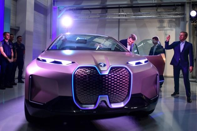 Forse investering van BMW: 400 miljoen euro voor iNext-fabriek