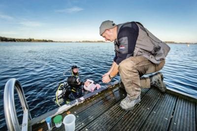 Forensisch onderzoek onderwater: moordwapens, lijken en vingerafdrukken
