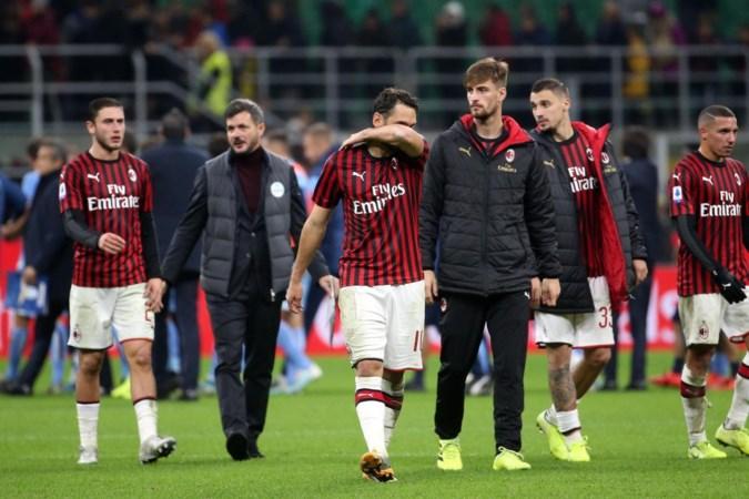 'Ergste wat AC Milan kan overkomen, is dat mensen er medelijden mee krijgen'