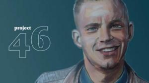 Rody (23) uit Landgraaf crashte met zijn stiefvaders Audi in Nederweert-Eind en lag uren in de greppel