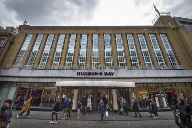 Hudson's Bay-vestiging Maastricht blijft open tot het einde van dit jaar