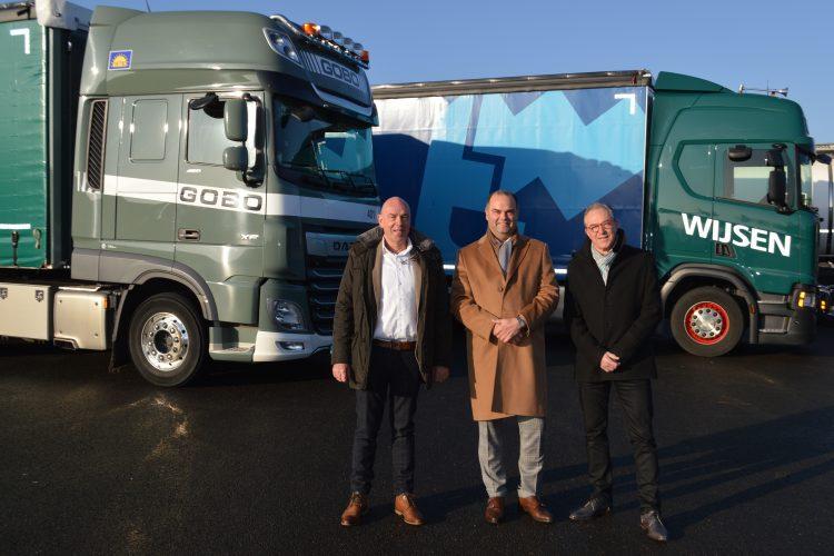 Wijsen Logistics (Maastricht) in Belgische handen - De Limburger