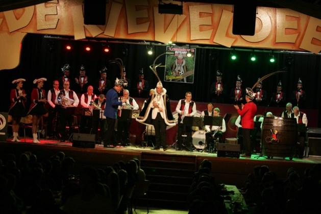Twaalfde editie Sjééle Waazel Gala C.V. De Kieveloeët