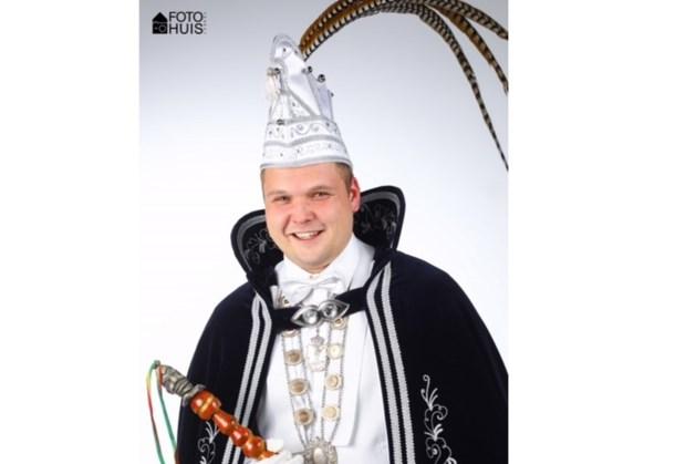 Prins Eddie I nieuwe heerser van de Schânseknuppels