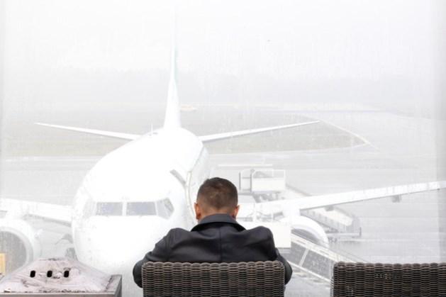 Vliegverkeer in Eindhoven ligt weer stil vanwege mist