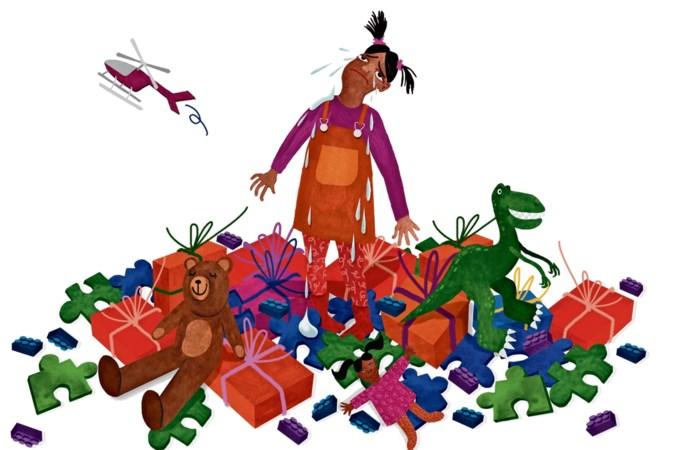 'Sinterklaas gaat niet om dure cadeaus maar om aandacht'