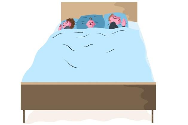 CJG themachat over slaapproblemen bij kinderen