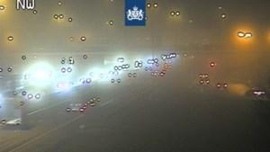 Code geel: waarschuwing voor dichte mist in Limburg