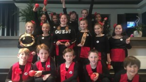 Basisschool De Leerlingst naar finale Kinjer Vastelaovend Leedjesfestival