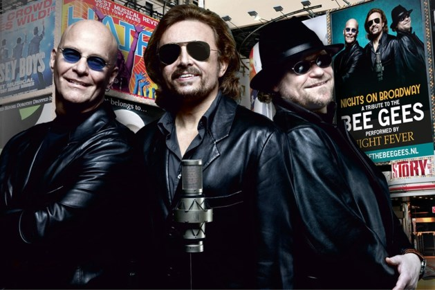 Bee Gees show Night Fever naar Kerkrade