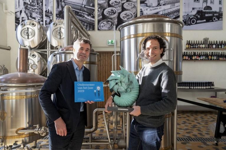 Jan Paul Rutten van Gulpener Bierbrouwerij is Ondernemer van het Jaar 2019